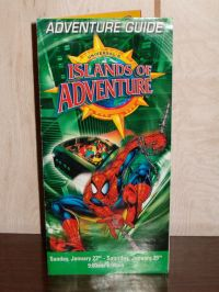 Islands of Adventure Guide