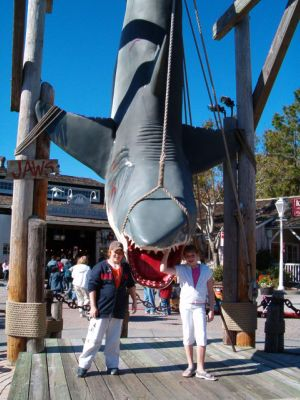 Ride Jaws at Universal Studios Orlando