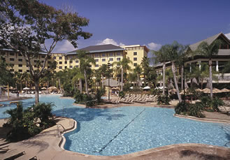 Royal Pacific Hotel at Universal Orlando