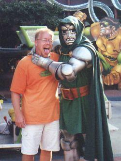 Dr. Doom and Papa